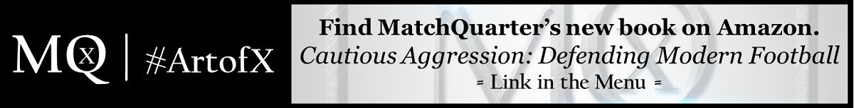 MatchQuarters | #ArtofX